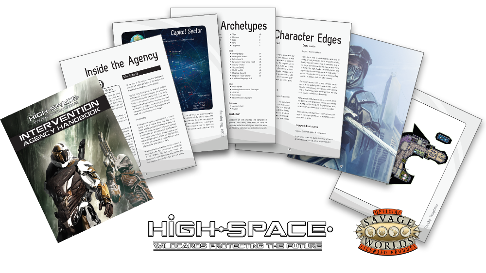 Intervention - 56 pages of top secret info!
